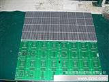 现货批发海口5.0高亮单红LED电子信息广告显示屏点阵单元板