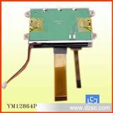 串口并口可选液晶模块 工业手持仪器LCD液晶屏 12864图形点阵模块