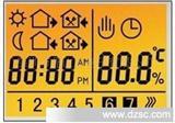 专业制造 各款空调温控器LCD液晶屏 优质低价