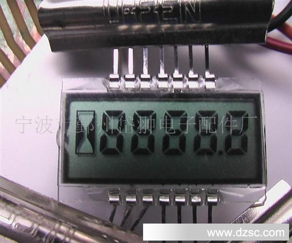 摩托车累时器液晶屏