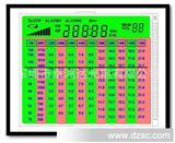 HTN型段码式液晶屏,lcd显示屏(带多色丝印)