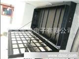 高品质LED显示屏户外防水前维护简易箱体