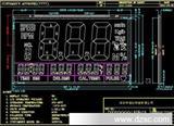 空调LCD显示器    LCD液晶屏