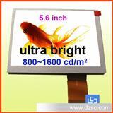 5.6寸触摸屏 高亮TFT液晶屏、高亮彩色液晶屏 高亮触摸屏TFT屏
