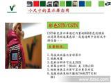 进口品牌小尺寸的显示屏应用 彩色STN/CSTN