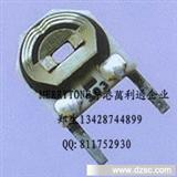 6mm陶瓷可调电位器TG625CR-200K/微调电位器TG65M-1K