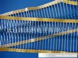 五色环编带金属膜电阻,金属皮膜电阻器