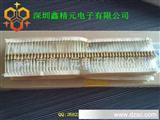 深圳厂家直销批发价编带金属膜铁脚插件电阻1W 1/4W