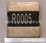 金属膜电阻器/合金材质/2512 3W 0.003R 1%