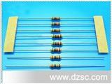718厂电阻 金属膜5% 2W 5次老化 高精度 超DALE铜脚电阻