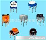 :10Ω~680Ω.1KΩ~680KΩ.1MΩ.插件可调电阻.价格优势