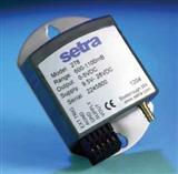 大气压变送器278 SETRA 工业压力传感器 长期稳定性小于0.1 mb/年