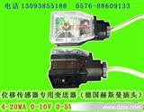电子尺 电阻尺 线性位移传感器 4-20MA输出变送器 张力传感器