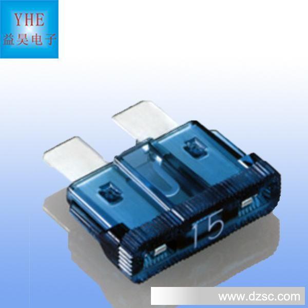 供应厂家直销汽车保险丝座,保险座,防水座小插座15ALED保险丝高清图片