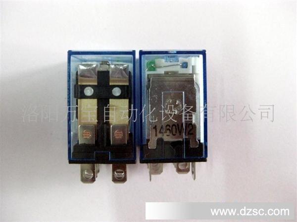 欧姆龙中间继电器ly2nj dc12v