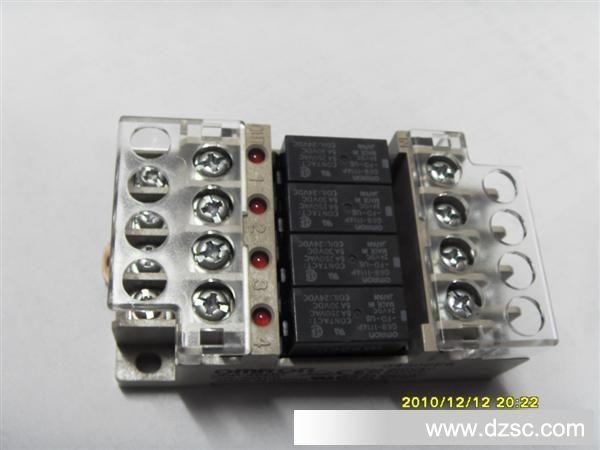 g6b-4bnd 我公司各类欧姆龙继电器
