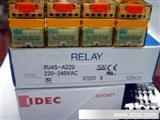 和泉继电器RU2S RU4S RJ2S RH2B