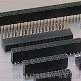 排母连接器/圆针排母/单排母/双排排母/PCB连接器