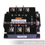 SSR-3-380D40三相固态继电器 杭州西子三相40交流固体继电器