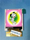 1.44寸TFT液晶屏,1.44寸接口可定制,1.44寸TFT彩屏串口