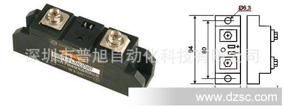 ssr-h380d85单相交流固态继电器