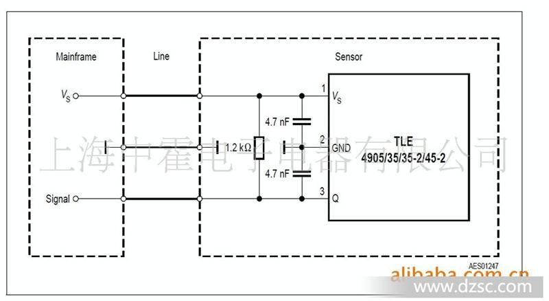 供应霍尔元件 INFINEON TLE6389-2GV50,封装DSO-14 上海中霍电子电器有限公司特约经销:Allegro,Honeywell,AKE,Infineon ,Melexis,Sanken,JRC, Fairchild,ST,SANYO,TOSHIBA各名厂霍尔元件. 霍尔齿轮传感器,霍尔电流传感器,节气门位置传感器, 变速箱速度和方向检测,ABS速度检测, 凸轮轴和曲轴位置检测等汽车专用传感器及电机驱动IC专卖, 是一家专业汽车电子元件供应商.