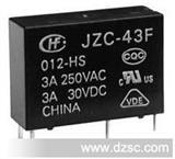 宏发功率继电器JZC-43F/012-HS1以面谈价格为准,可议价!