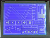 3.8寸320240智能无纸记录仪LCD液晶屏