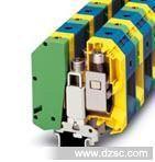 菲尼克斯接线端子 接线端子排 轨道式接线端子UKH 95-PE/N