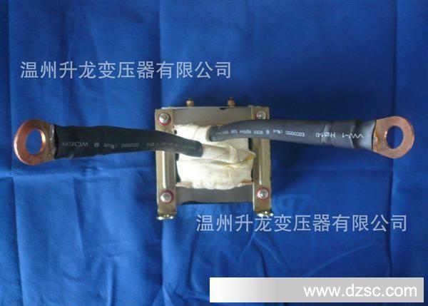 包装机变压器 350w 38x62 tb.bk兰,红黑接线柱系列 ei