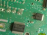 VND5E050AK 大众途观明锐昊锐汽车车身电脑BCM转向灯控制芯片常亮