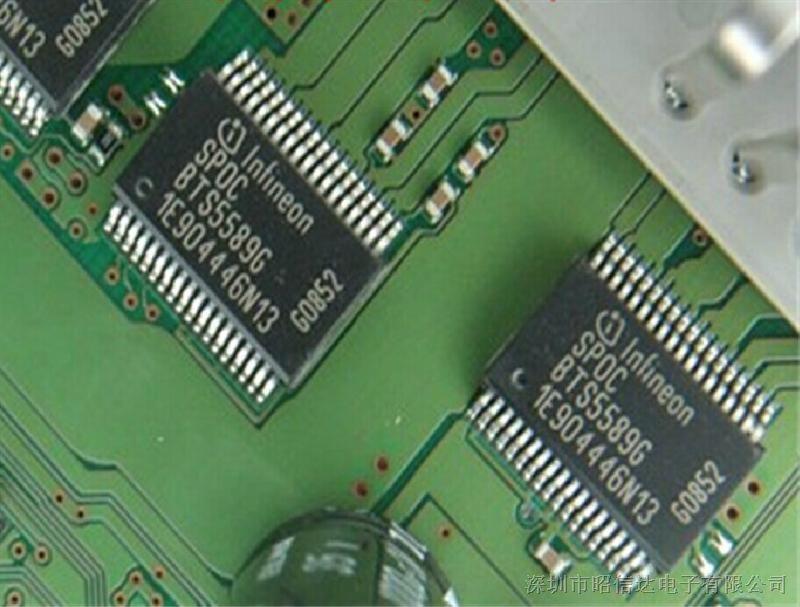 科鲁兹bcm车身控制模块电脑板芯片