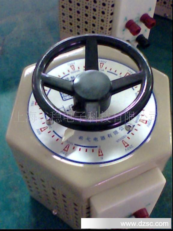 供应 TDGC2J 2KVA 自耦变压器 单相调压器图片