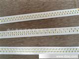 低碳LED日光灯T5T8T10铝基板1.2高导高精密线路板曝光工艺