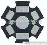 批发1WLED散热板 1W梅花型铝基板