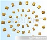厂家直销滚花铜螺母m3系列  注塑铜螺母 镶嵌铜螺母
