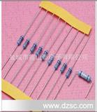 长期功率负荷大温度系数小金属膜电阻器