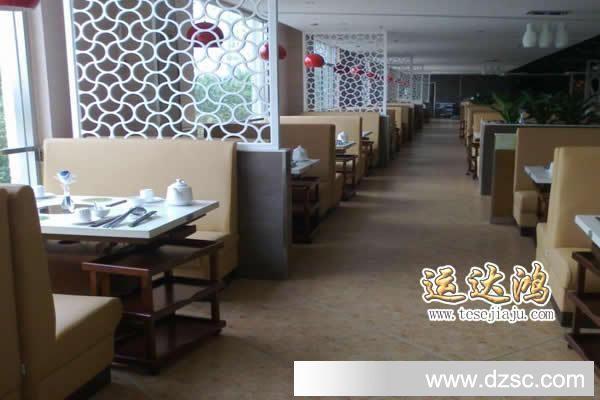 餐厅卡座,咖啡厅卡座,酒店沙发卡座