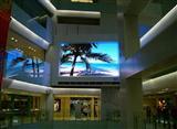 西安汇森电子P6室内全彩显示屏