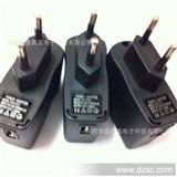 厂家低价USB风扇美欧中规充电器电源适配器