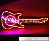 【厂家直销】吉他LED柔性霓虹灯标识 LED霓虹广告牌