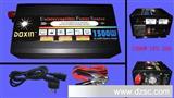 1500W逆变器12V转220V带充电UPS不间断电源转换器 变压器