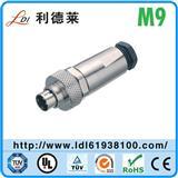 厂家直销 航空插头插座 XS9型/M9 连接器