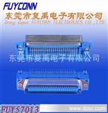 厂家直销 RJ21 57(CN)系列-90度50公平孔型铆合3.9Z字片连接器