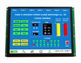 10.4寸TFT串口工业级 智能彩色液晶模块 单片机图形界面