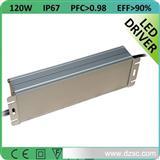 120W 30-36V 3.4A led恒流防水驱动电源/led路灯电源采购