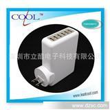 现货批发 6 USB5V6A 多功能充电器