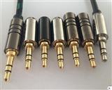 高端带铜套 3.5音频线厂家