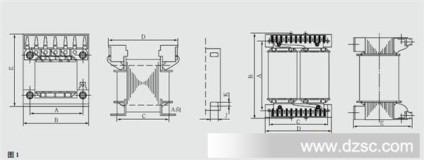 大量 优质jbk系列机床控制变压器jbk-63va
