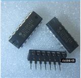 TI原装正品 SN74LS04N, 74LS04 六反相器直插芯片 封装 DIP-14全新进口原装正品现货